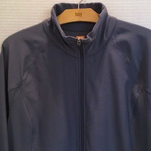 LUCY GET GOING JACKET POLY SPANDEX MARINE BLUE XL